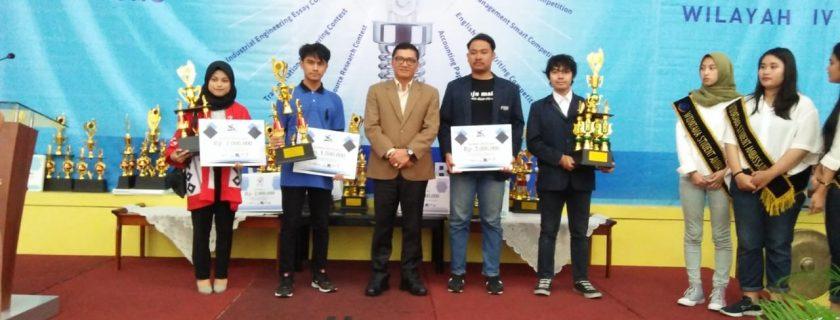 Teknik Elektro Widyatama Menjadi Juara Inovasi Piala Lldikti Dan Juara II Instrumentation & Control Contest